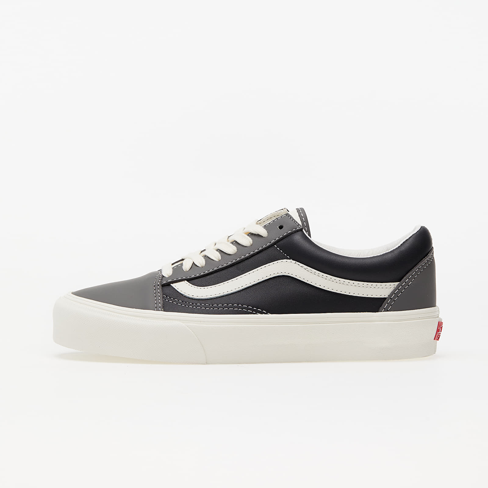 Vans Old Skool Vlt LX (Leather) Charcoal/ Black EUR 34.5
