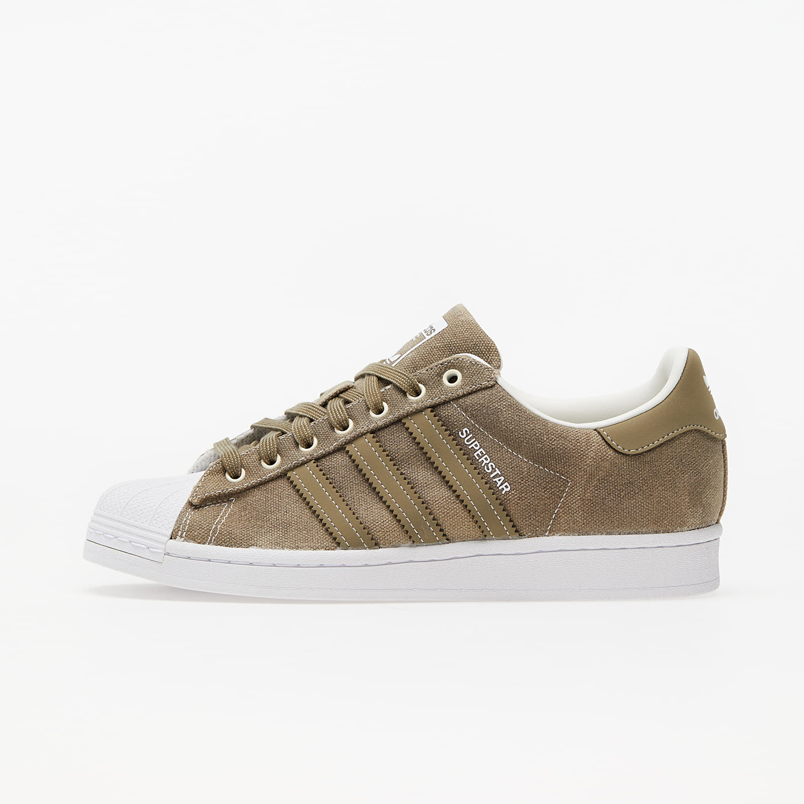 adidas Superstar Cargo/ Cargo/ Off White EUR 42