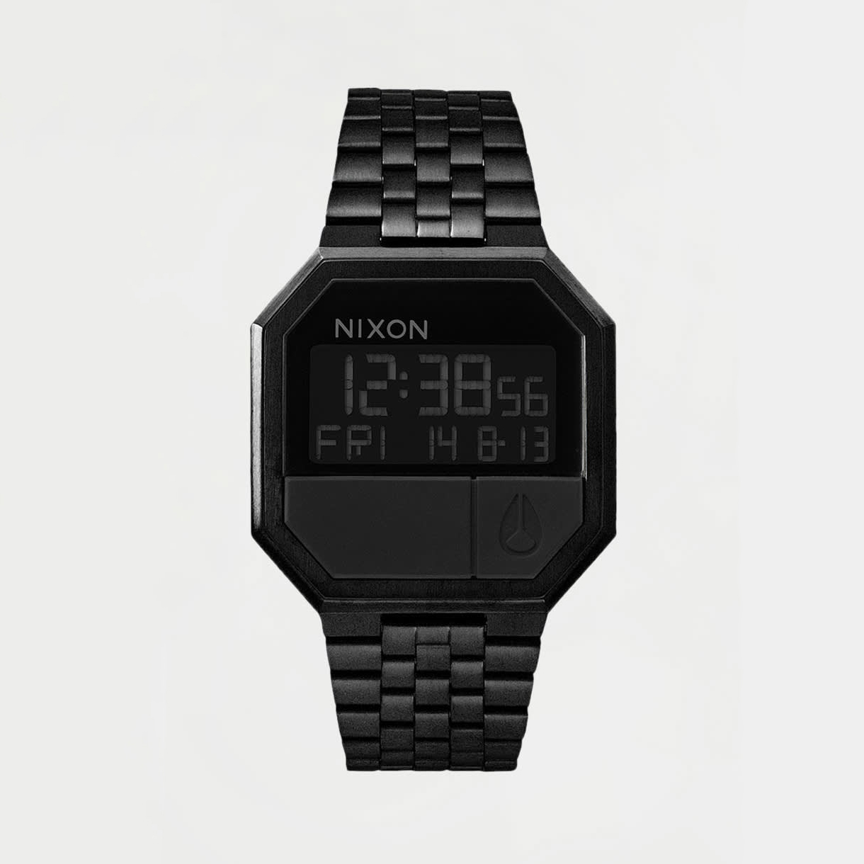 Hodinky Nixon Re-Run Watch All Black