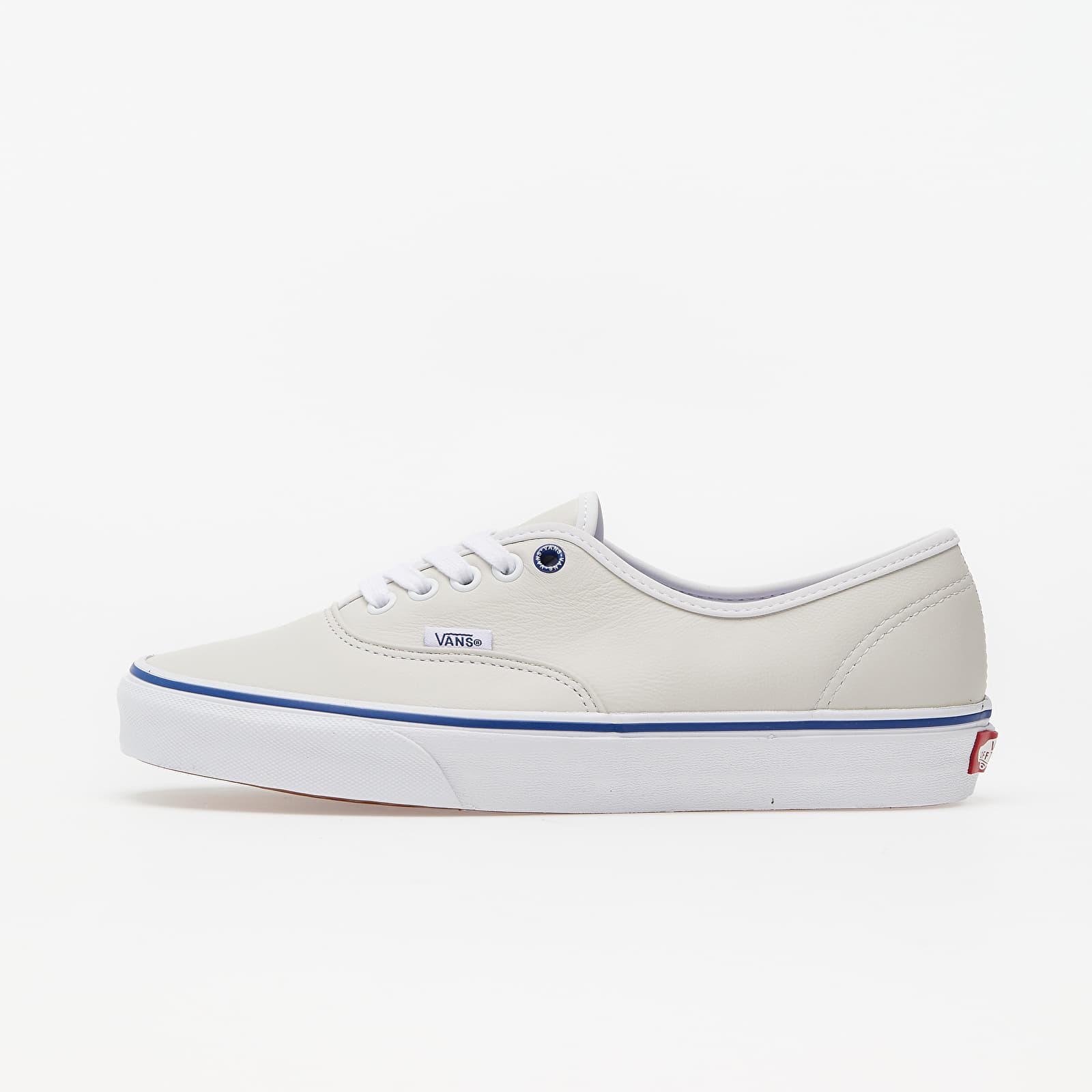 Vans Authentic (Butter Leather) True White | Footshop