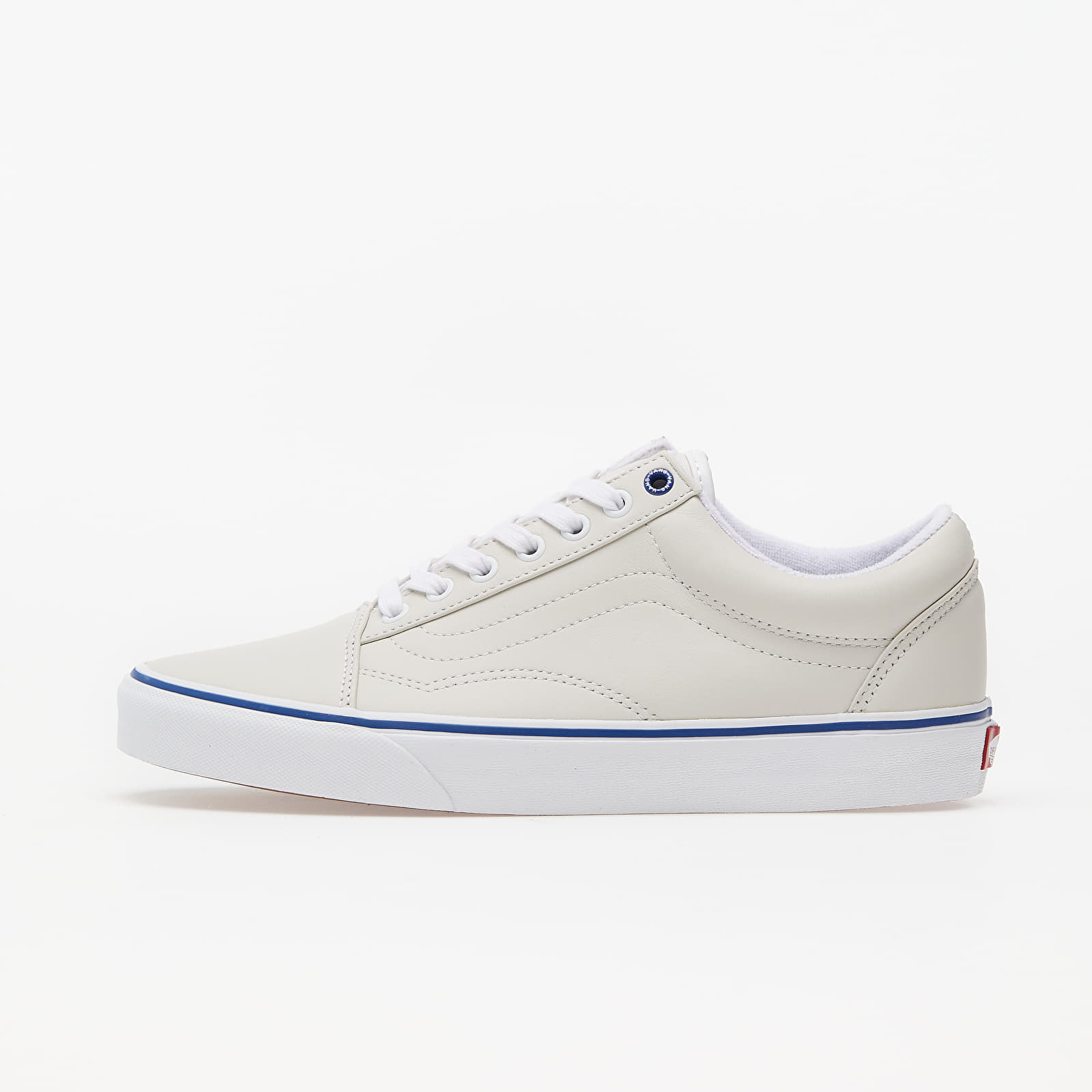 Vans Old Skool (Butter Leather) True White EUR 38