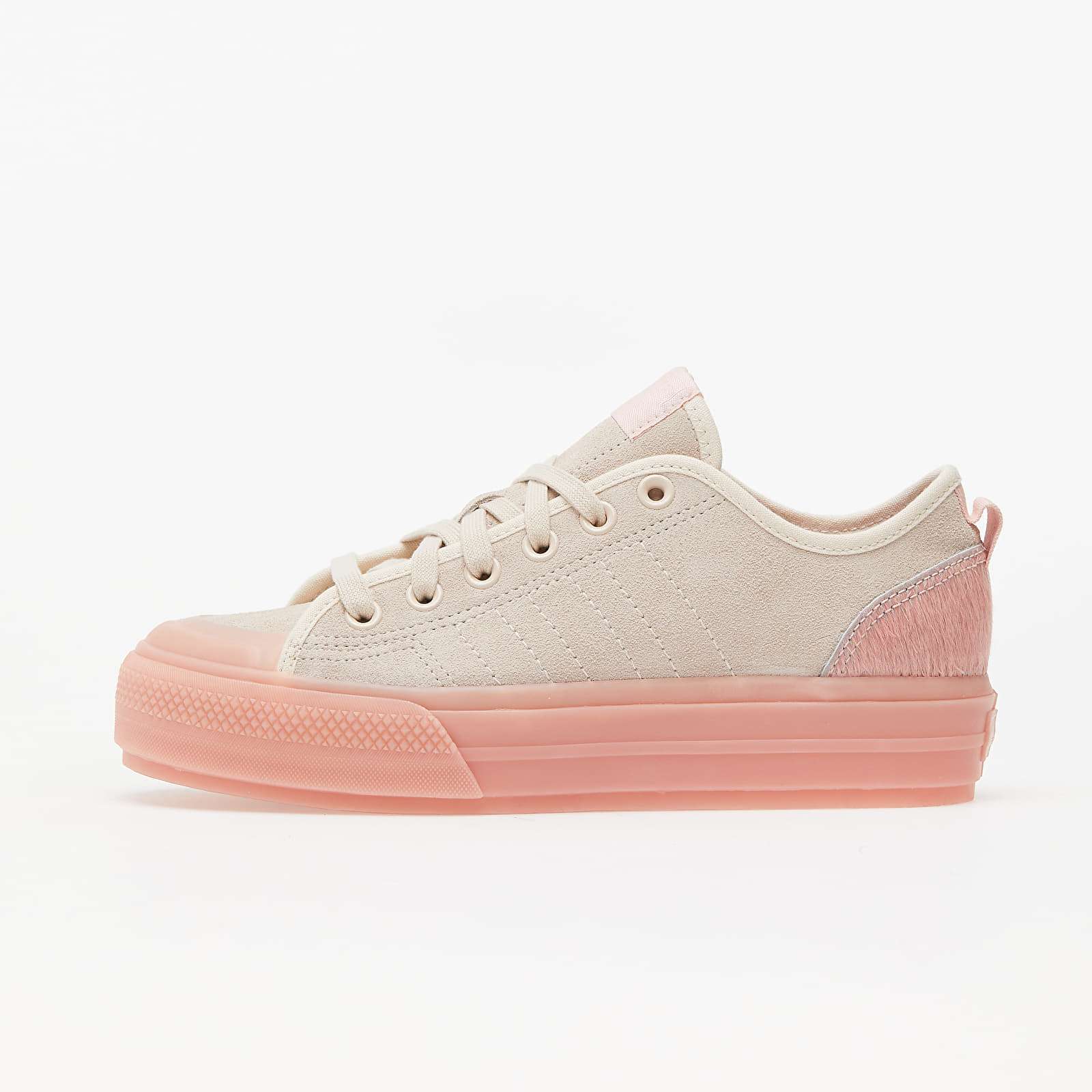 adidas Nizza RF Platform W Linen/ Vapour Pink/ Vapour Pink EUR 40 2/3