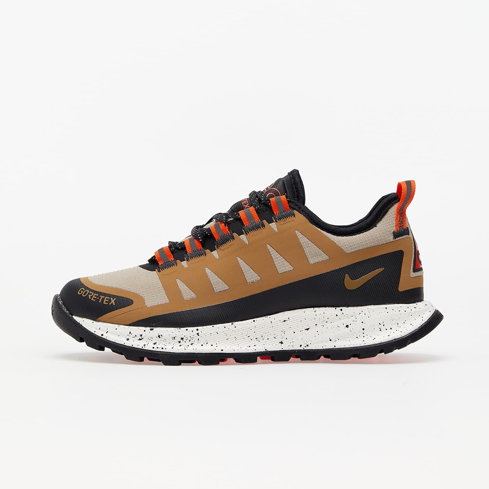 Încălțăminte și sneakerși pentru femei Nike W ACG Air Nasu Gore - Tex Khaki/ Golden Beige