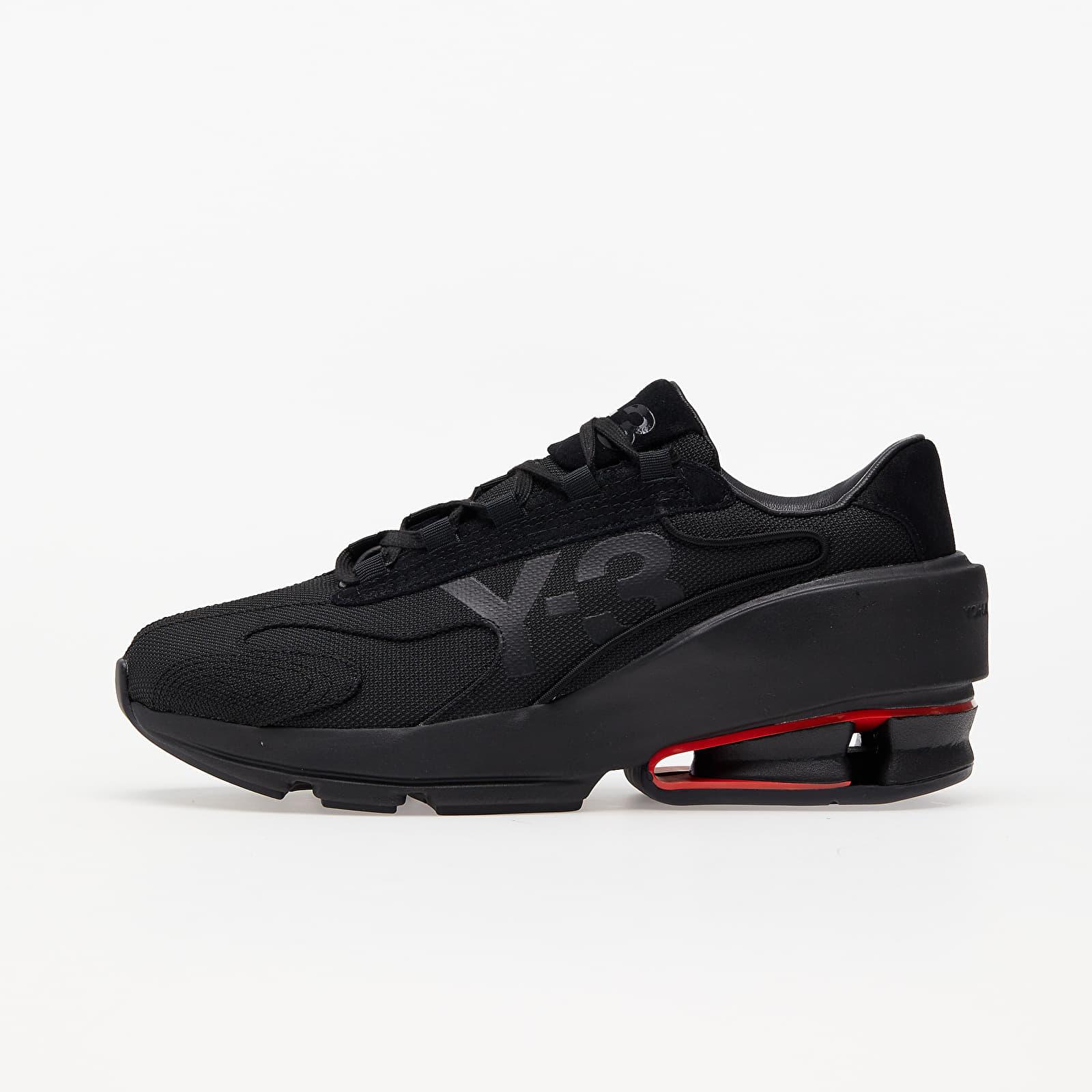 Chaussures et baskets homme Y-3 Sukui II Core Black/ Core Black/ Solar Red
