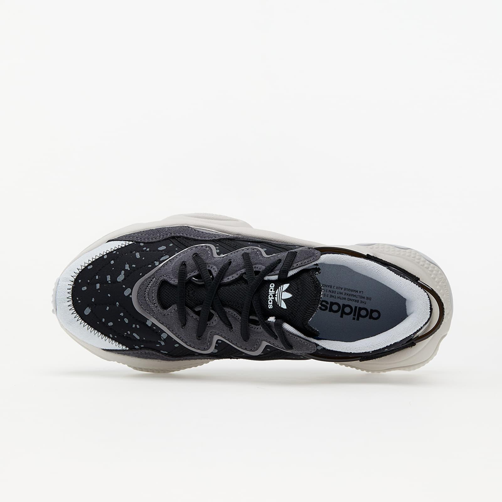 adidas Ozweego W Core Black/ Grey Five/ Halo Blue | Footshop
