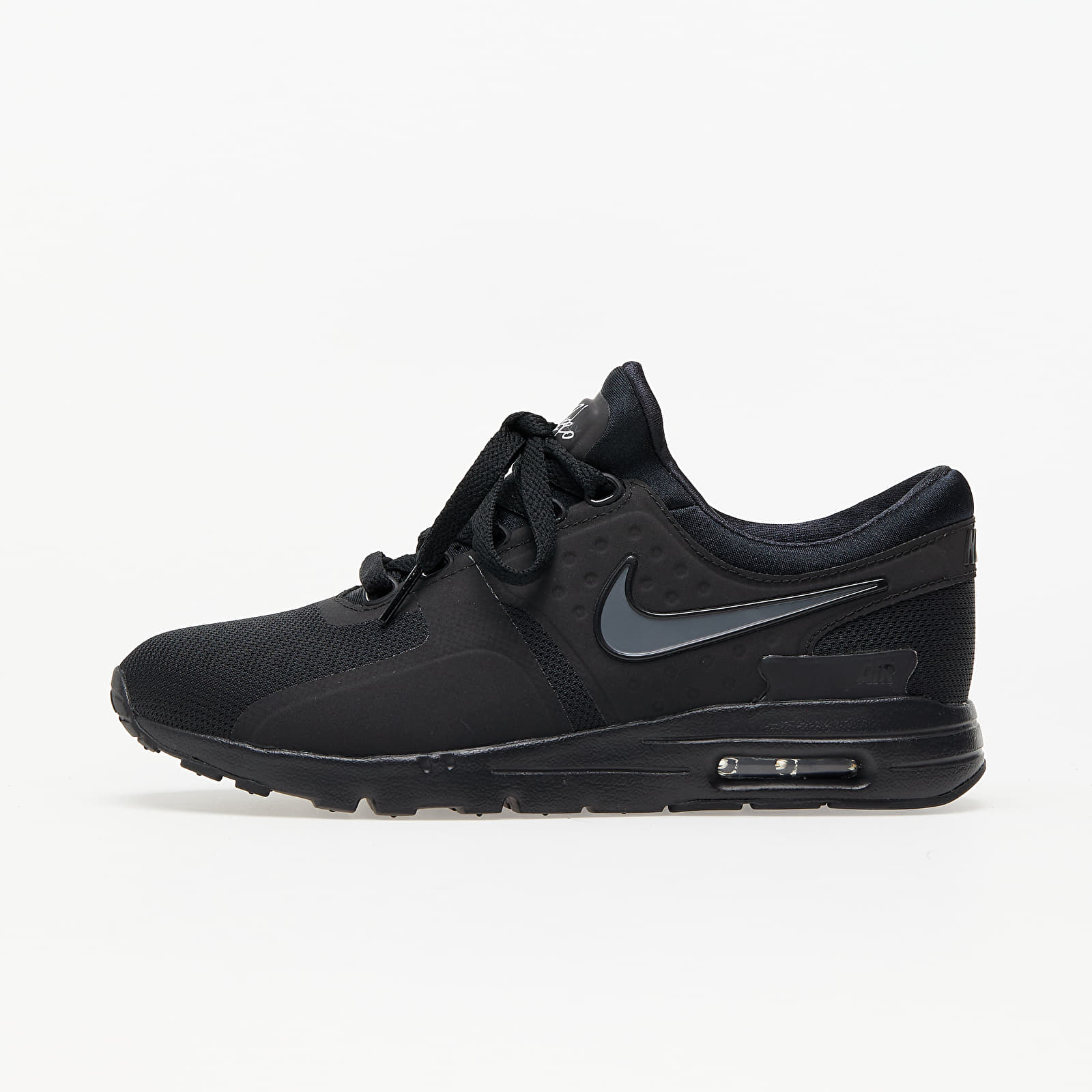 Chaussures et baskets femme Nike W Air Max Zero Black/ Black-Dark Grey-White