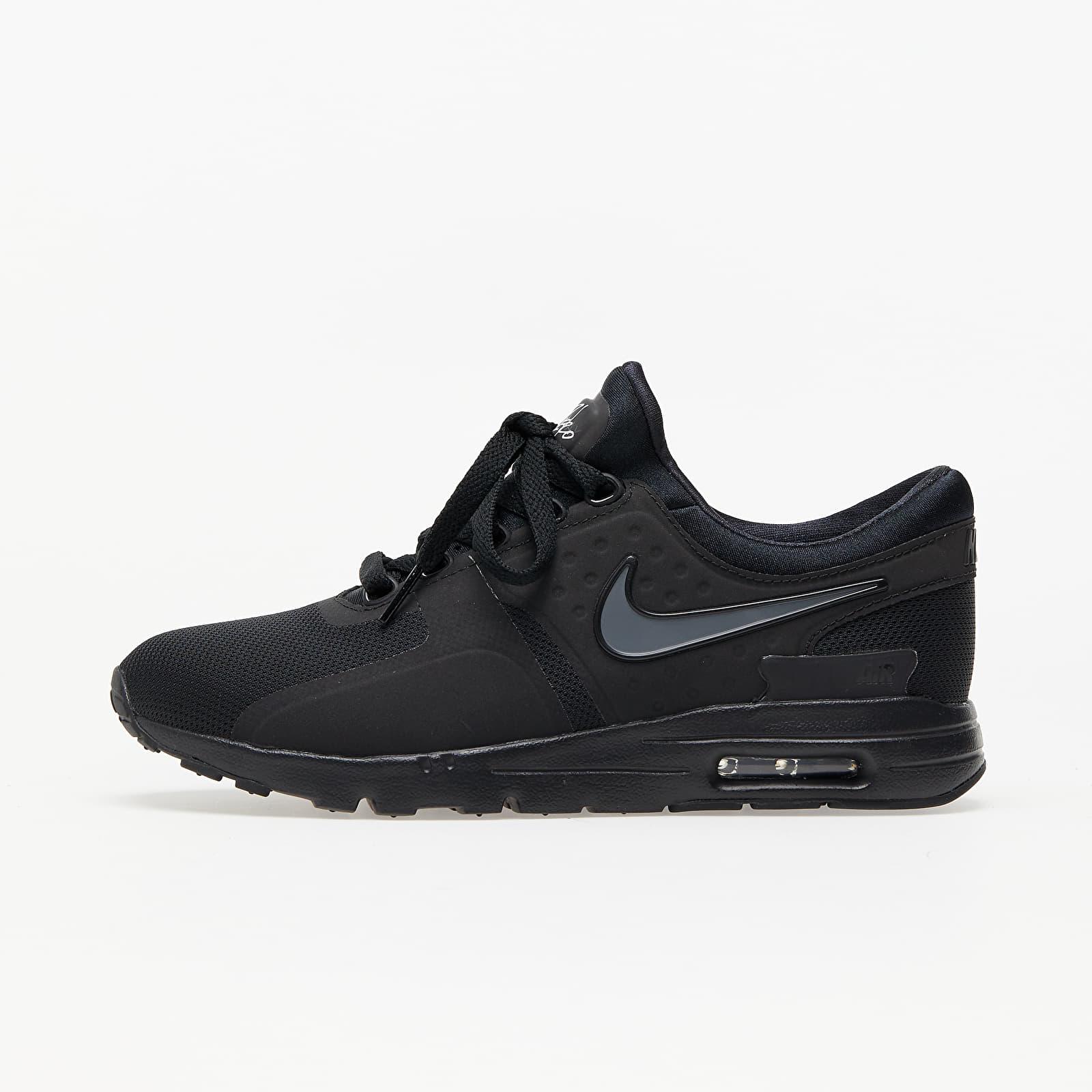 Дамски кецове и обувки Nike W Air Max Zero Black/ Black-Dark Grey-White
