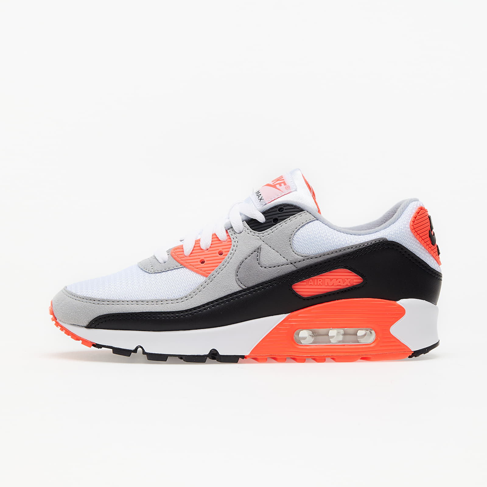 Nike Air Max III White/ Black-Cool Grey-Radiant Red EUR 42