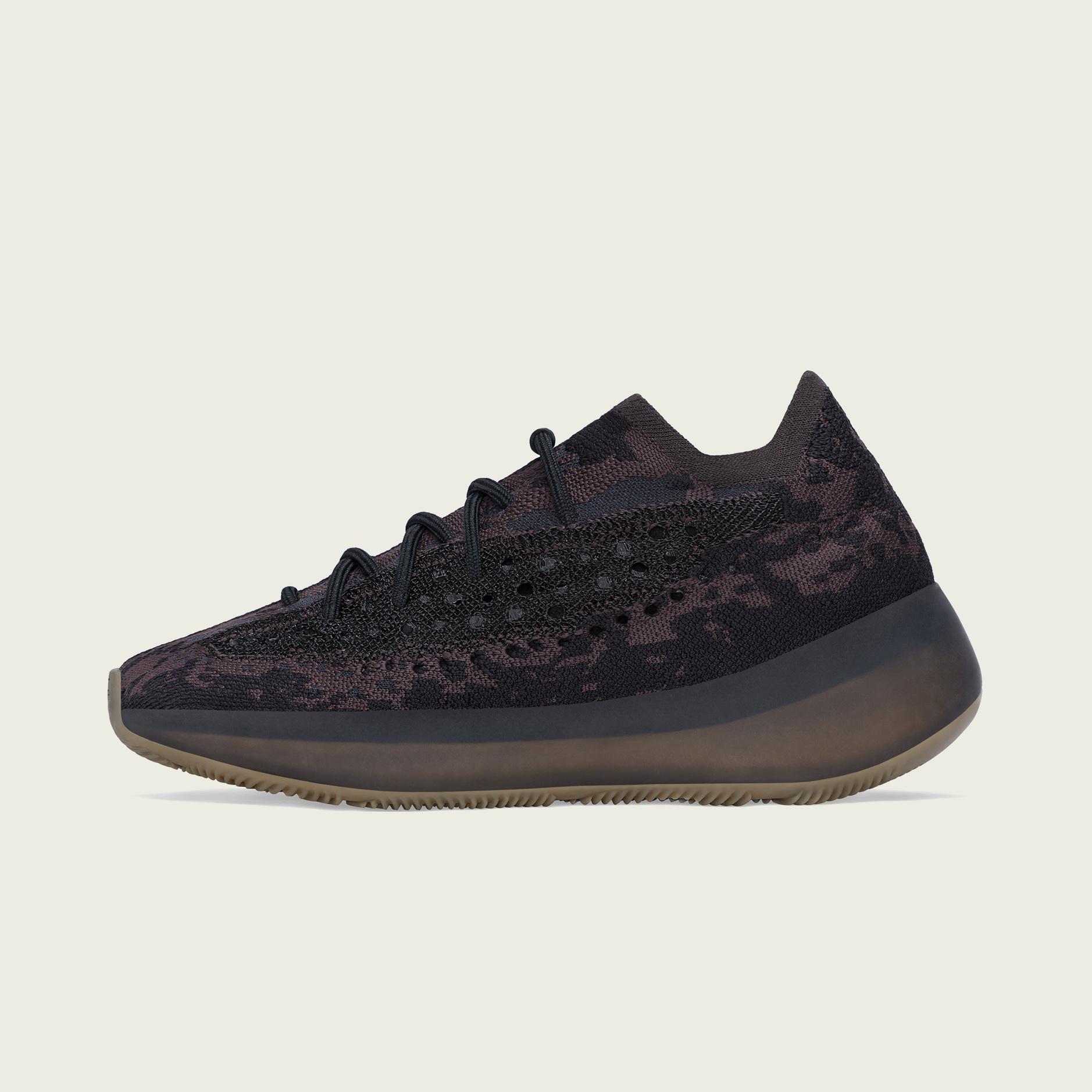 adidas Yeezy Boost 380 Onyx/ Onyx/ Onyx EUR 39 1/3