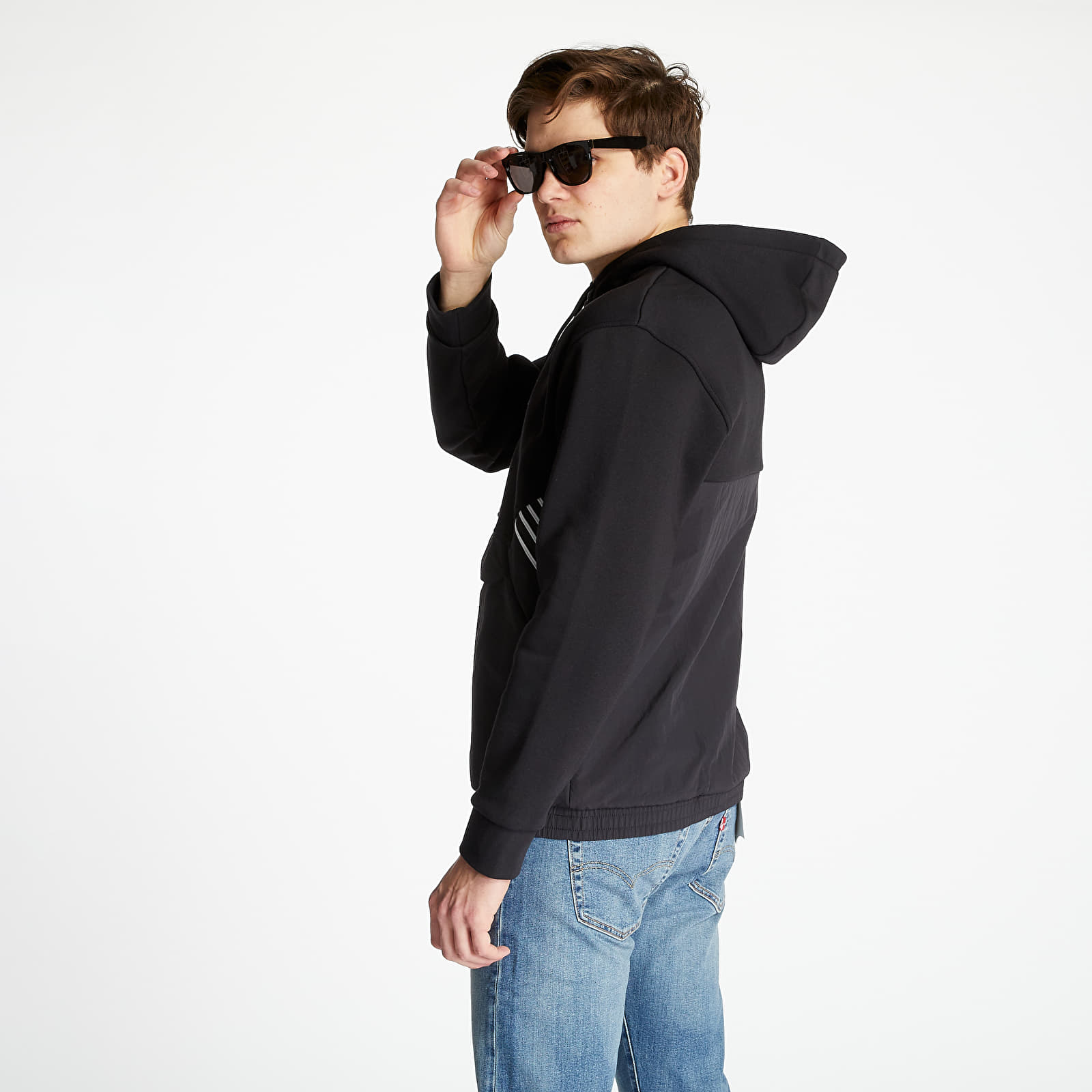 adidas Tlm 02 Hoodie Black EUR L