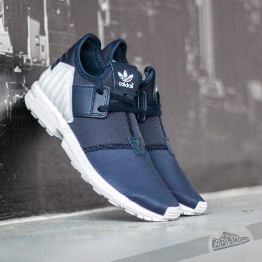 Dardos Timor Oriental Retorcido  Men's shoes Zx Flux Plus Cobalt Navy/ Cobalt Navy/ Ftw White | Footshop