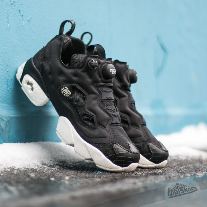 Reebok Instapump Fury Celebrate Black  Chalk  63cc901da