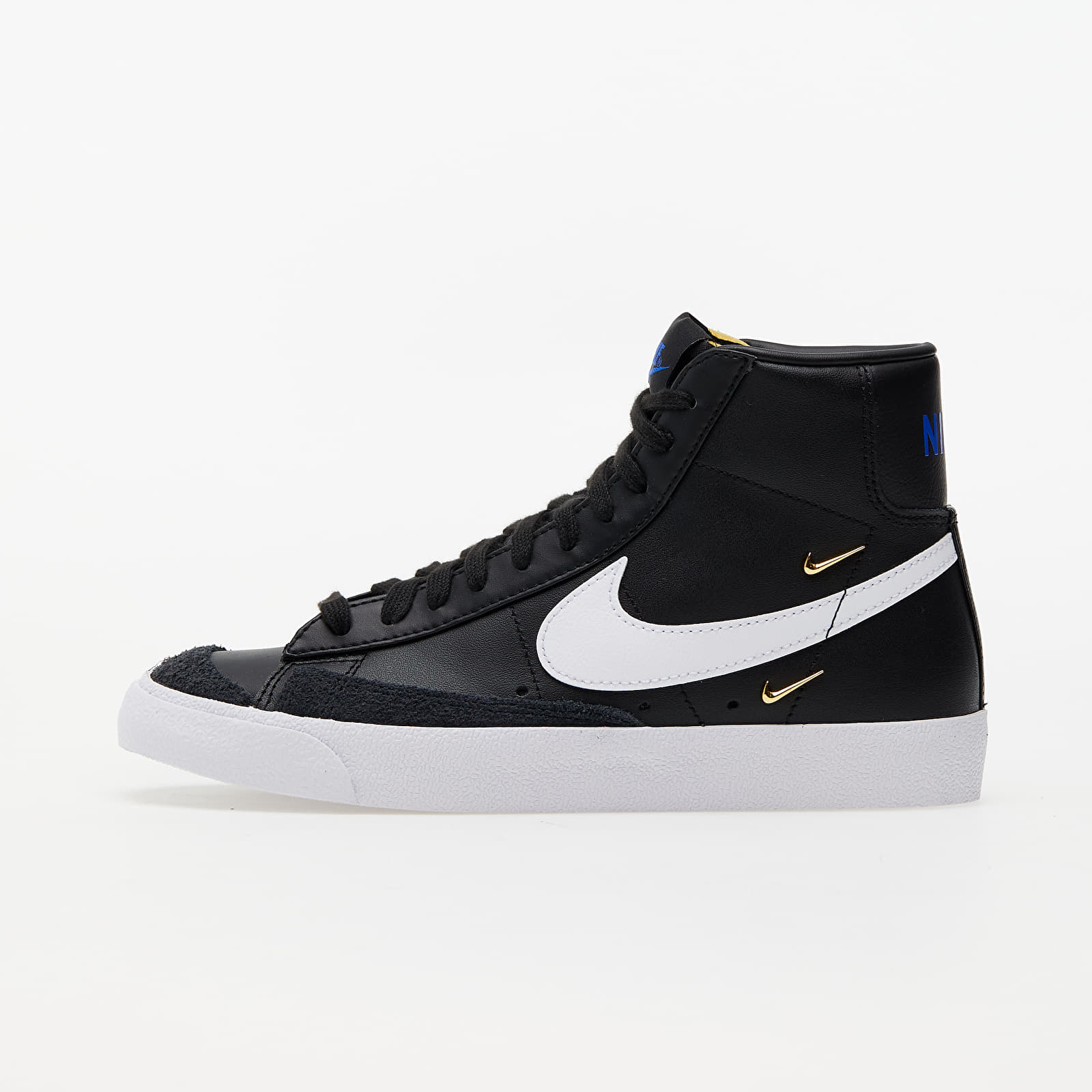 Nike W Blazer Mid '77 SE Black/ White-Hyper Royal-White EUR 38.5