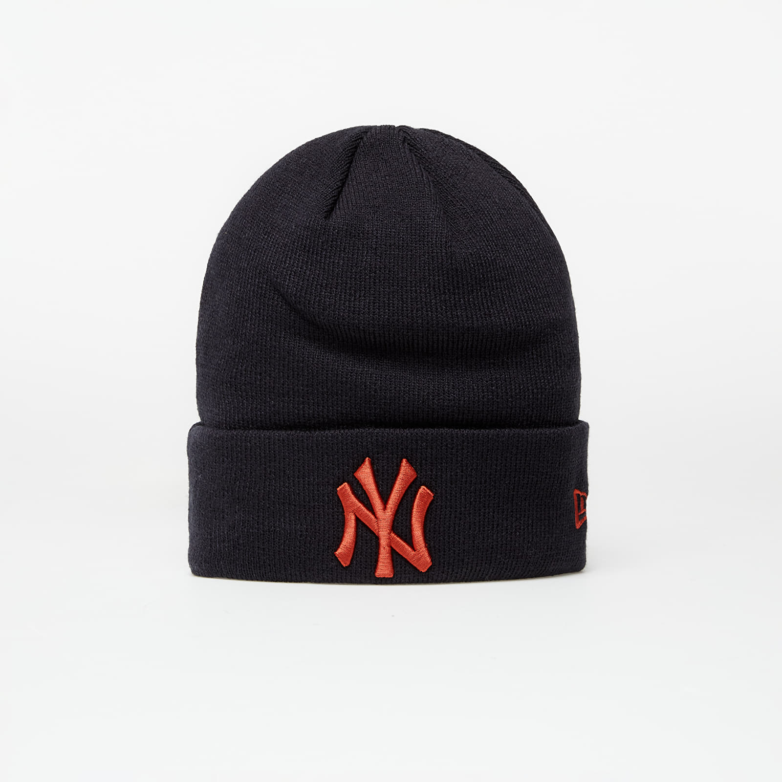 New Era Beanie Mlb League Essential Cuff Knit New York Yankees Navy EUR