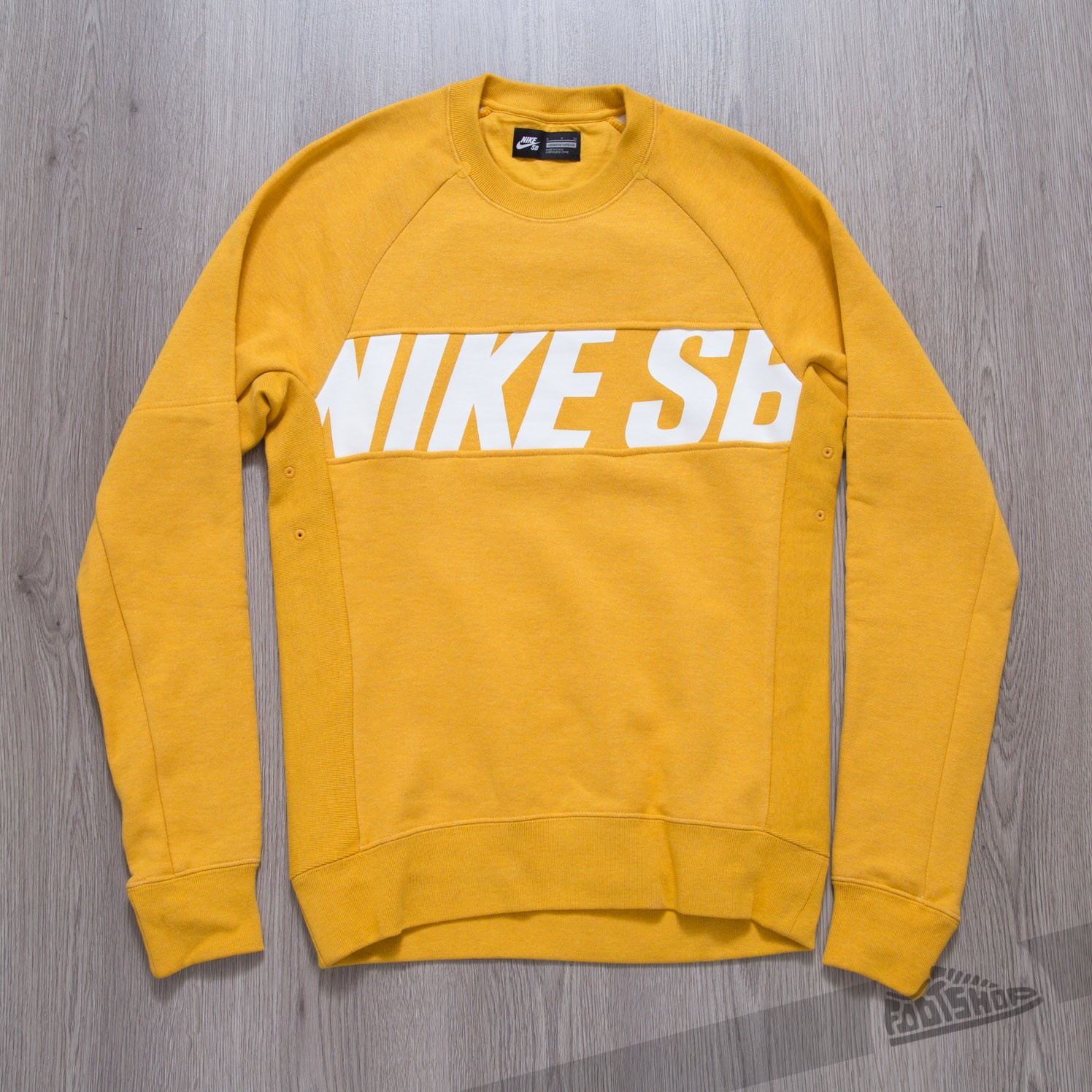 be488f7160e9 Nike SB Sweatshirt Everett Motion Crew Yellow