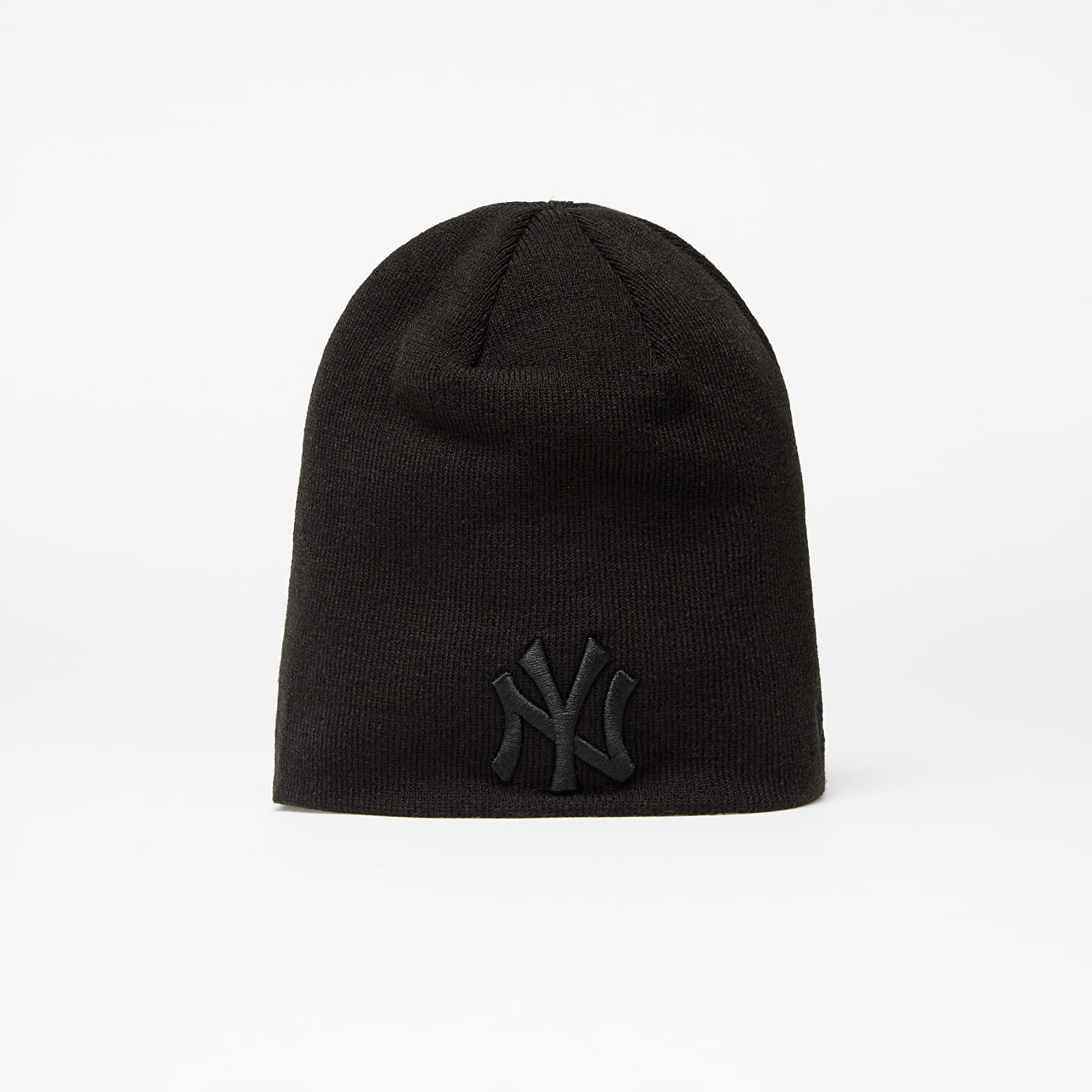 New Era Beanie Mlb Dark Base Skull Knit New York Yankees Black EUR