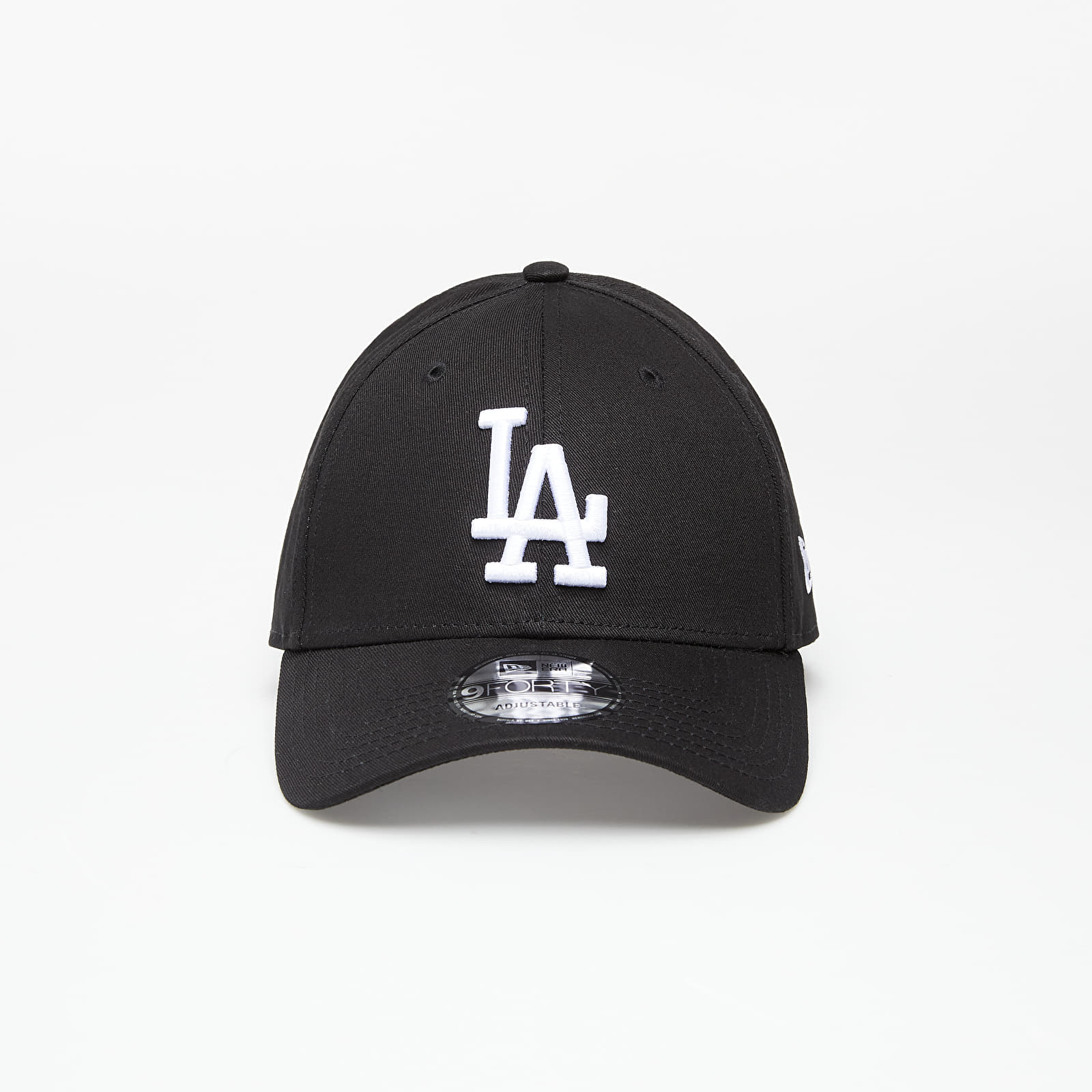 Gorras New Era Cap 9Forty League Essential Los Angeles Dodgers Black/ White