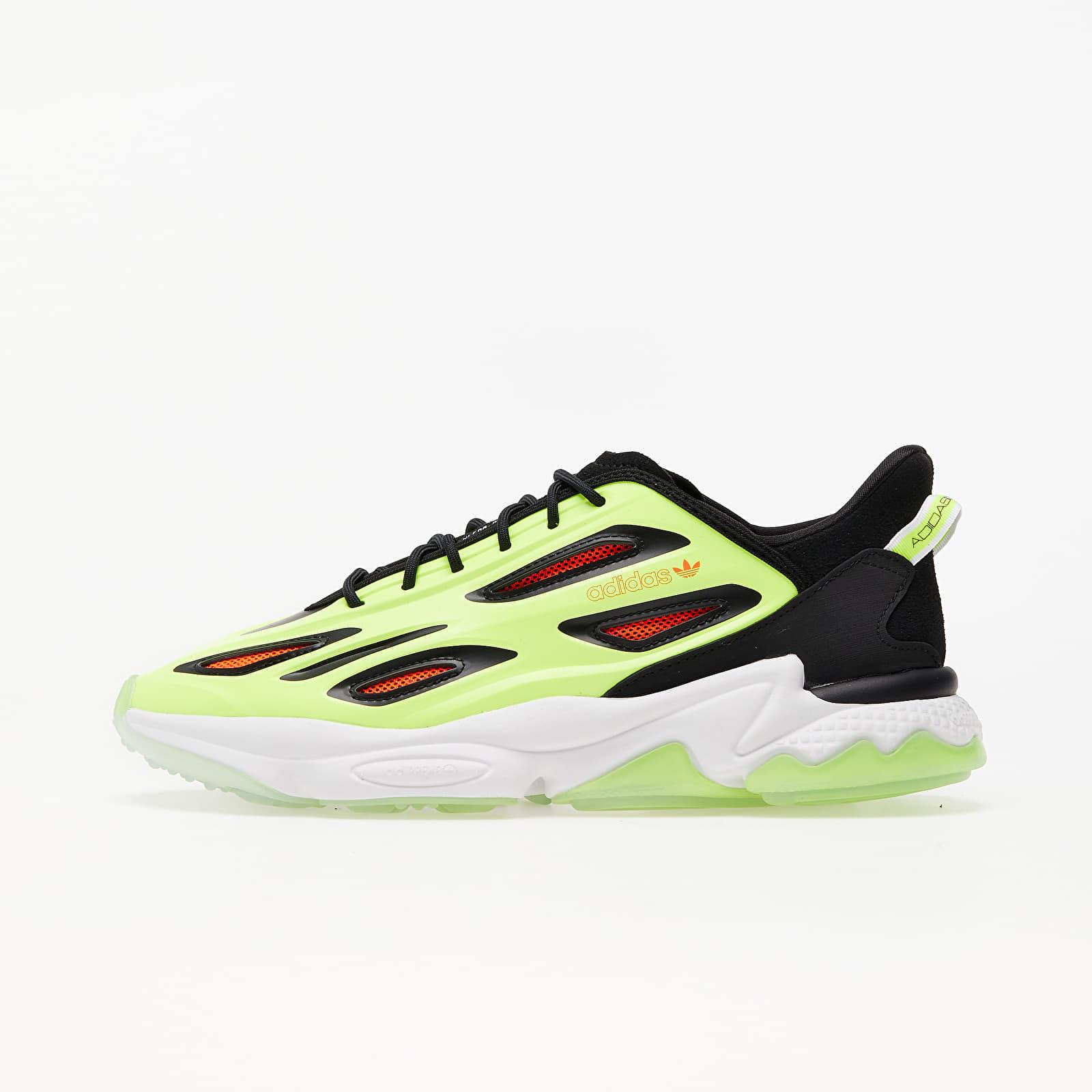 adidas Ozweego Celox Core Black/ Solar Yellow/ Solar Red EUR 42