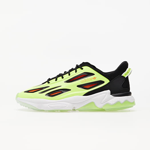 Escarpado Moderar Miseria  Men's shoes adidas Ozweego Celox Core Black/ Solar Yellow/ Solar Red |  Footshop