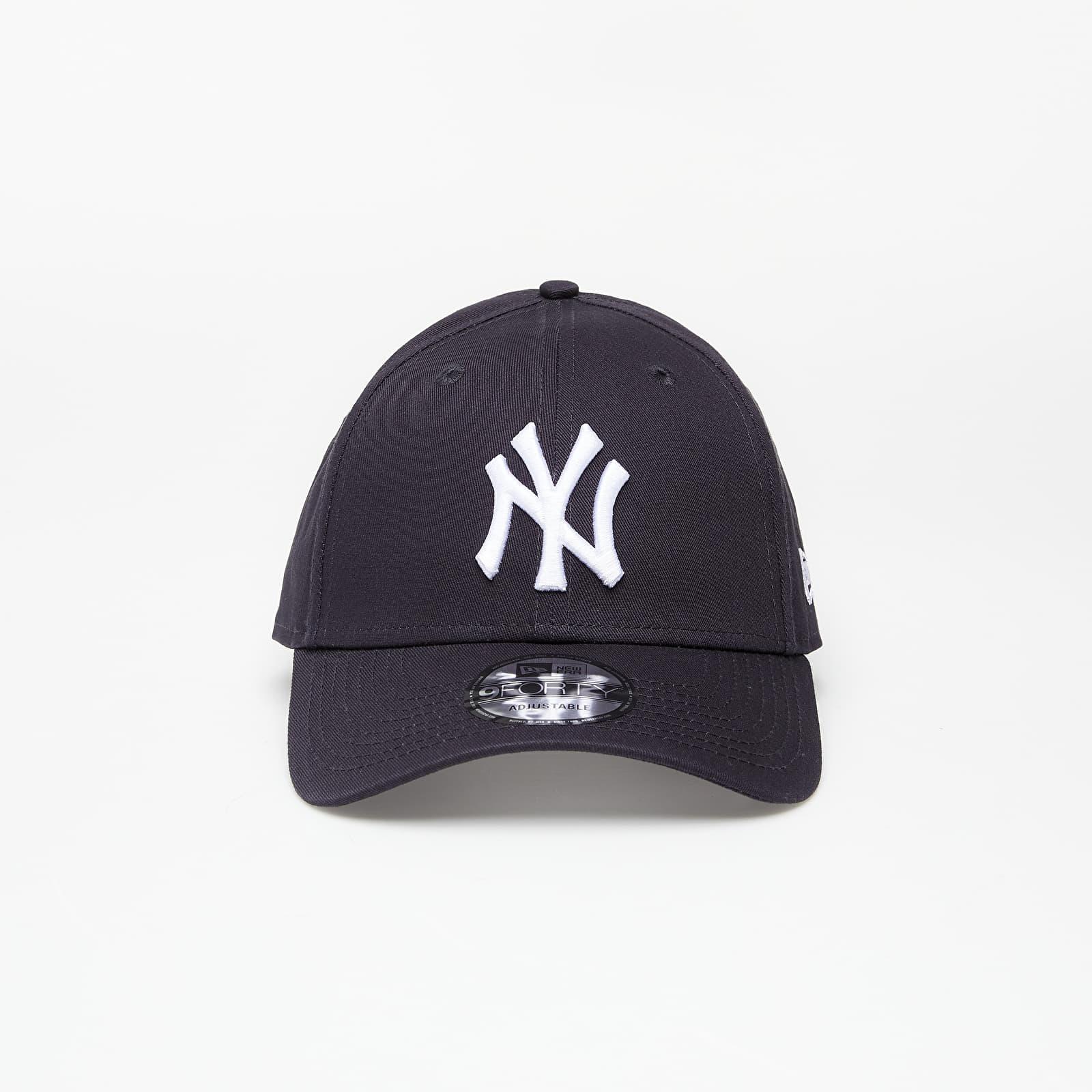 New Era Cap 9Forty Mlb League Basic New York Yankees Navy/ White EUR