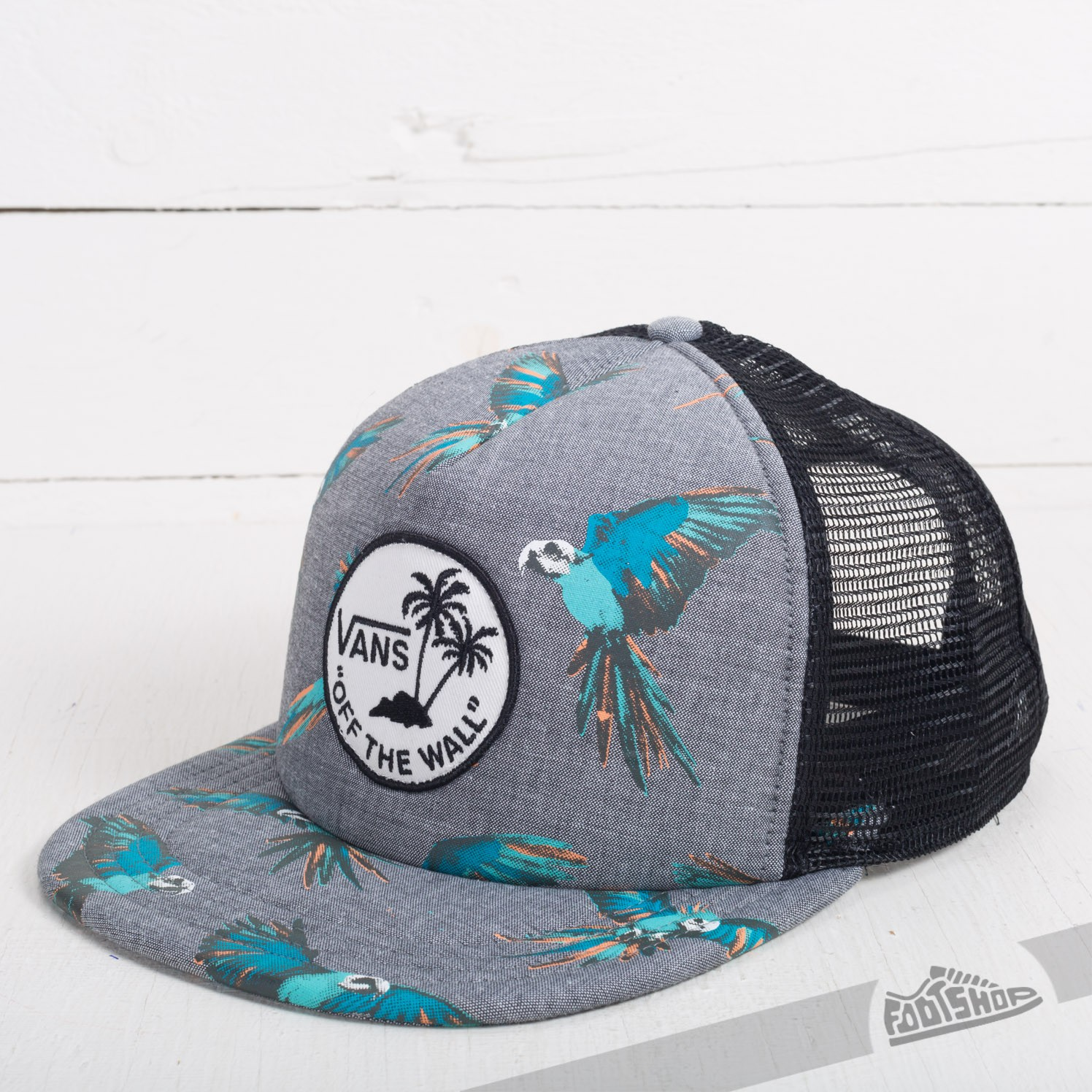 b231a990730ccd Vans Surf Patch Trucker Dirty Bird