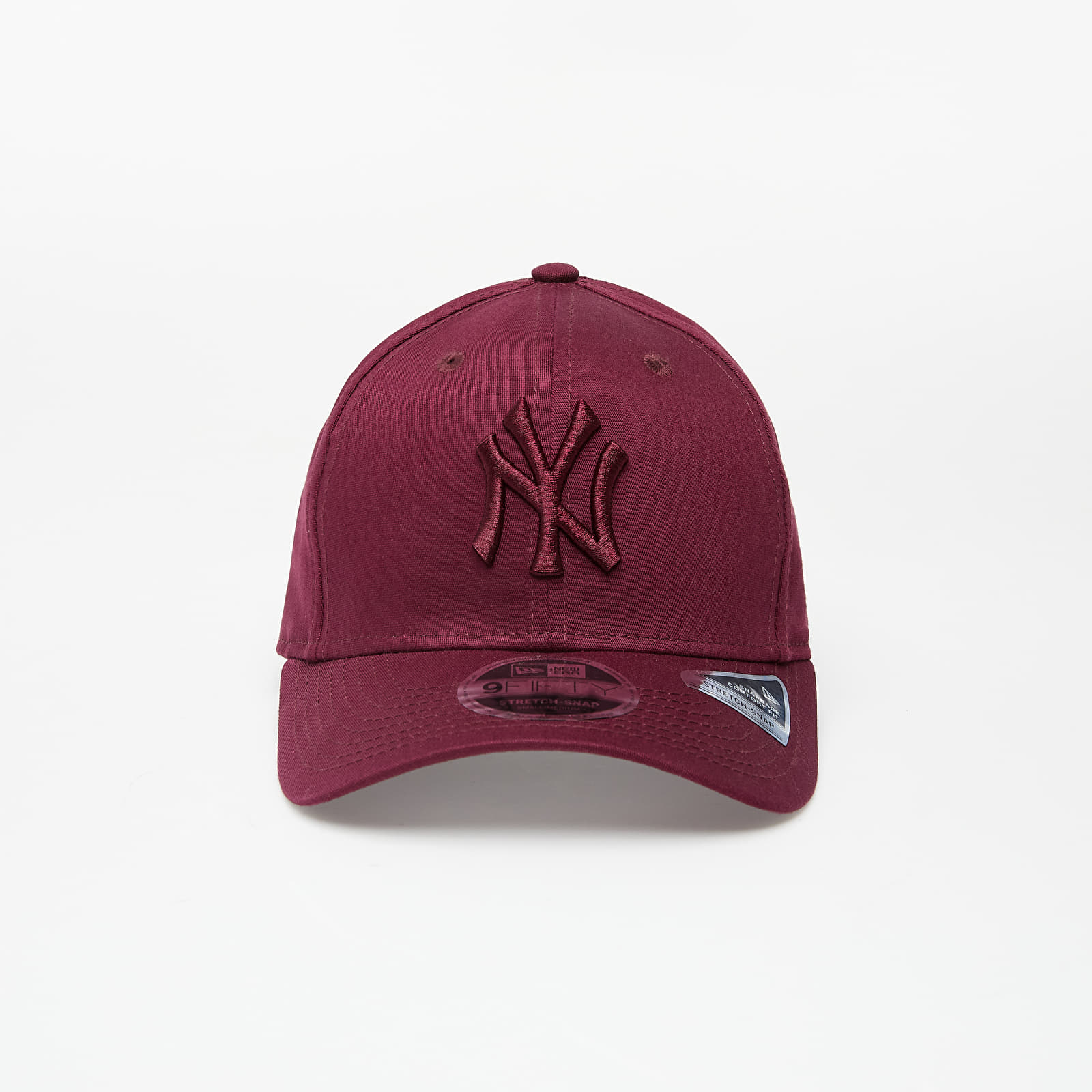 Šiltovky New Era Cap 9Fifty Mlb League Essential Stretch Snap New York Yankees Maroon