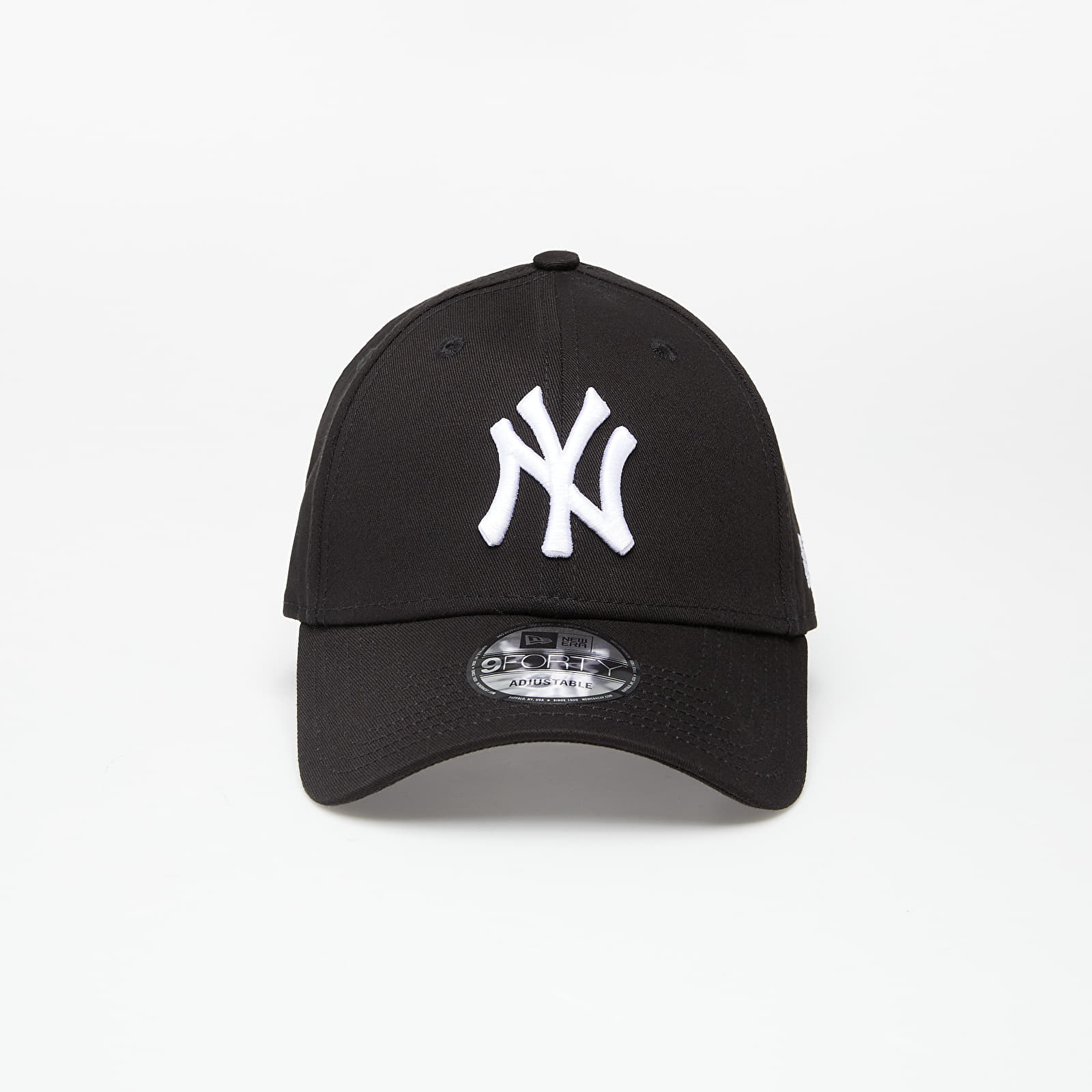 New Era Cap 9Forty Mlb League Basic New York Yankees Black/ White EUR