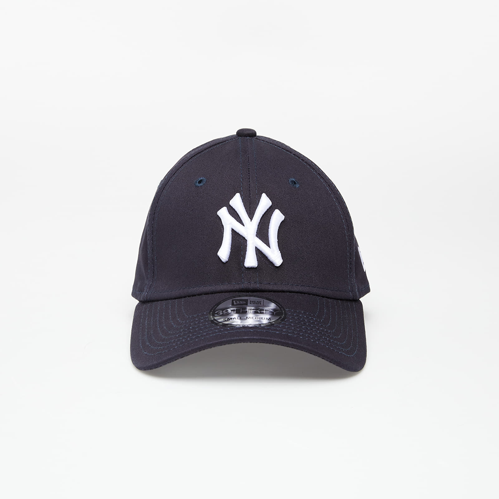 Šiltovky New Era Cap 39Thirty Mlb League Basic New York Yankees Navy/ White