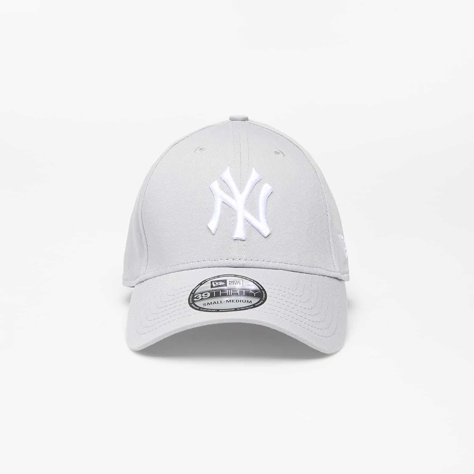 New Era Cap 39Thirty Mlb League Basic New York Yankees Grey/ White EUR