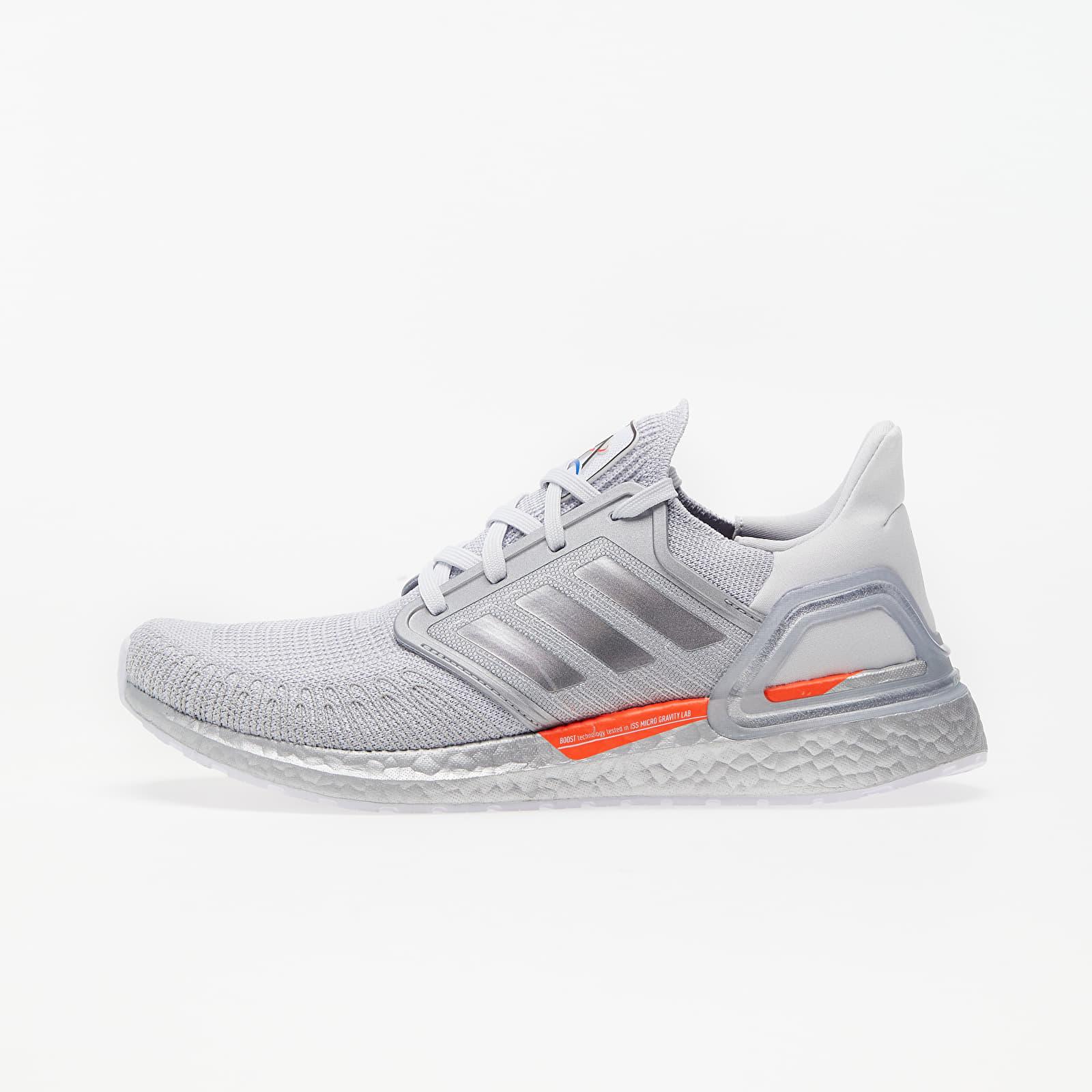 adidas UltraBOOST 20 DNA Dash Grey/ Silver Met./ Halo Silver EUR 43 1/3