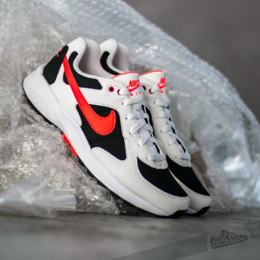 Nike Air Icarus Nsw White Bright Crimson Black | Footshop