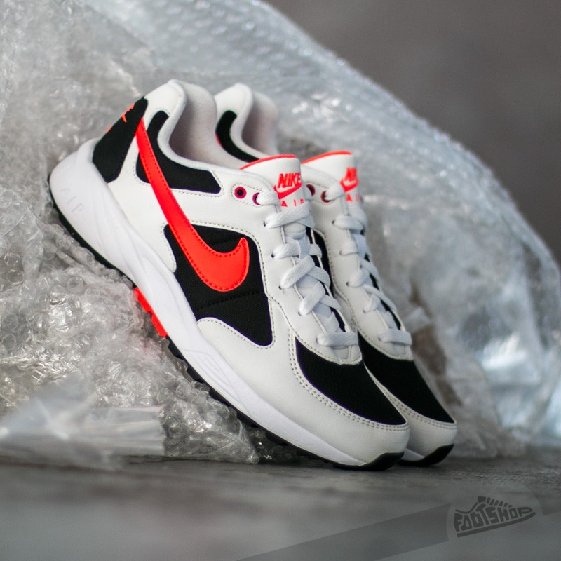 hot sale online b73d8 232fc Nike Air Icarus Nsw White  Bright Crimson- Black