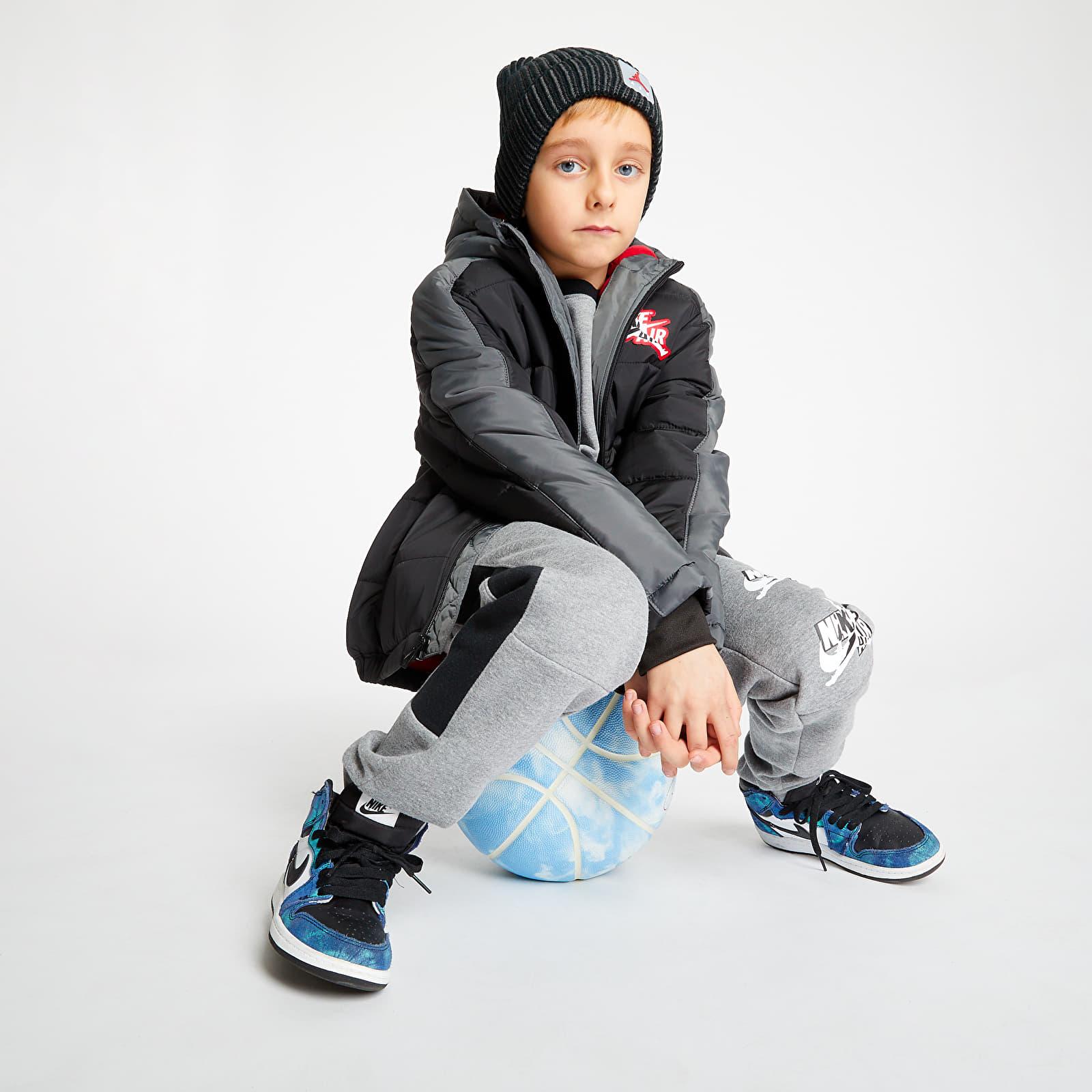 Dětské oblečení Jordan Jumpman Classic Puffer Jacket Black