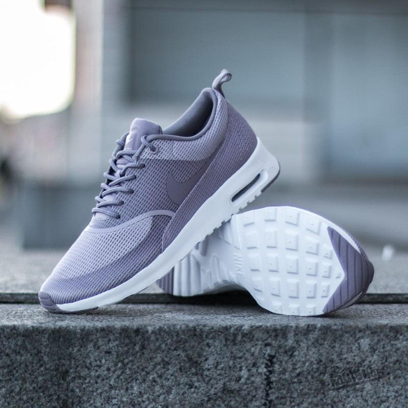W Nike Air Max Thea Txt Plum FogPurple Smoke White