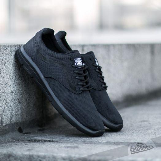Vans Iso 1.5 + Mono Black | Footshop