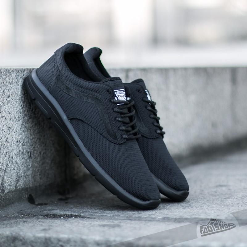 Men's shoes Vans Iso 1.5 + Mono Black