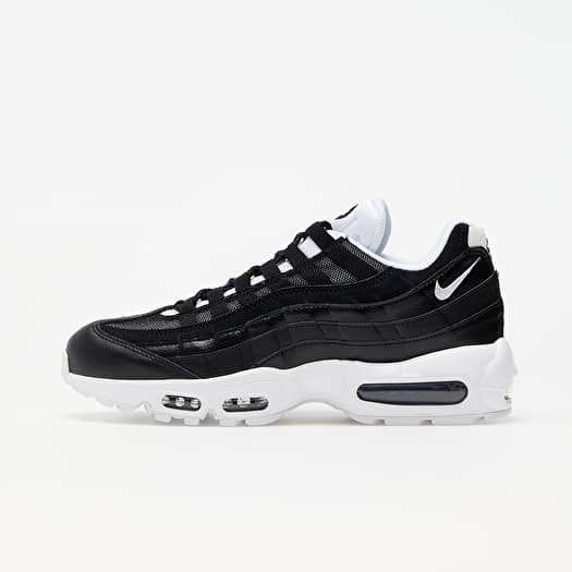 Nike Air Max 95 Essential Black/ White | Footshop