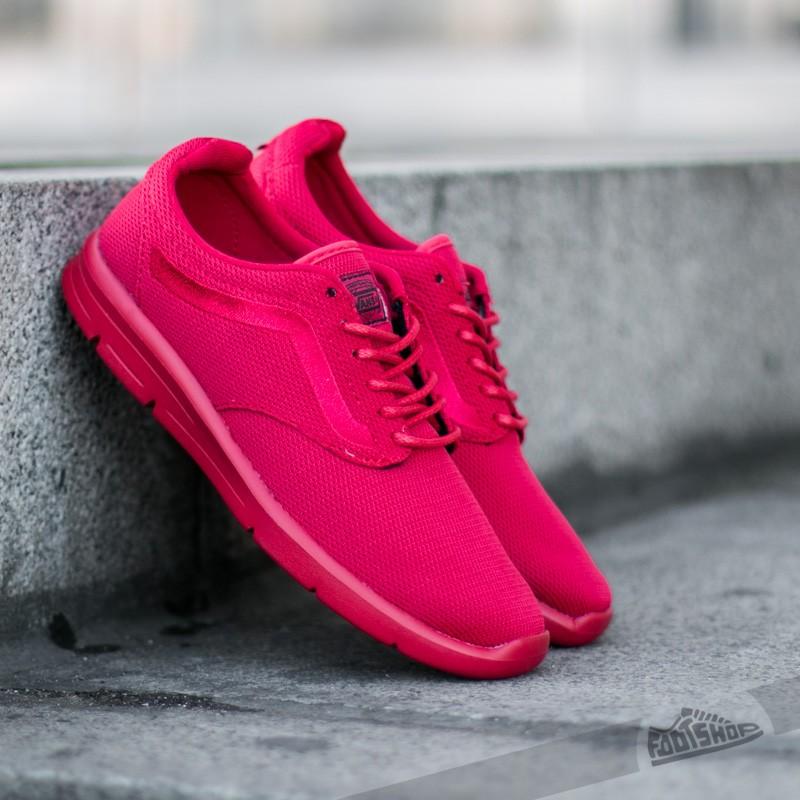 Men's shoes Vans Iso 1.5 + Mono Red