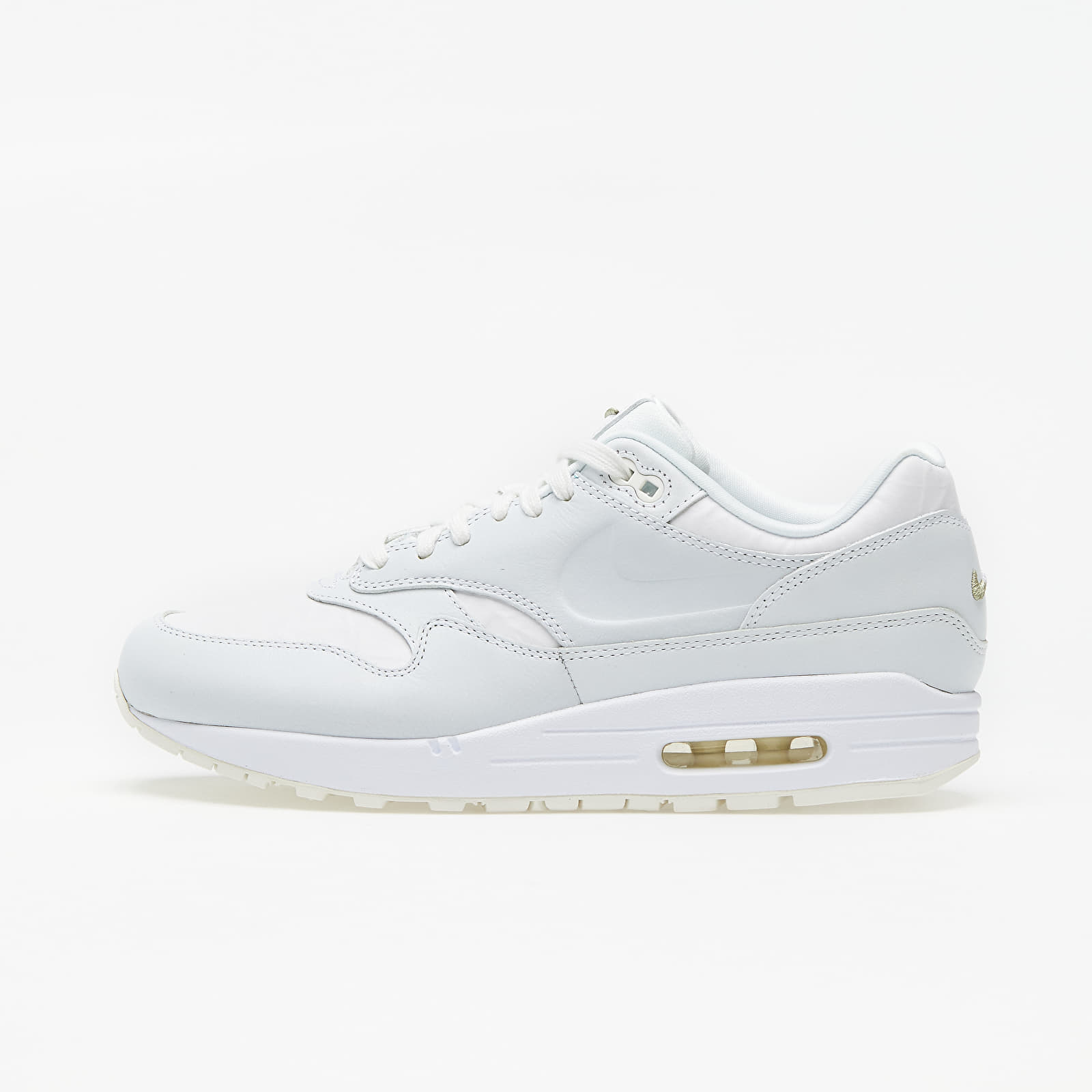 Men's shoes Nike Air Max 1 Summit White/ White-Sail-Medium Khaki