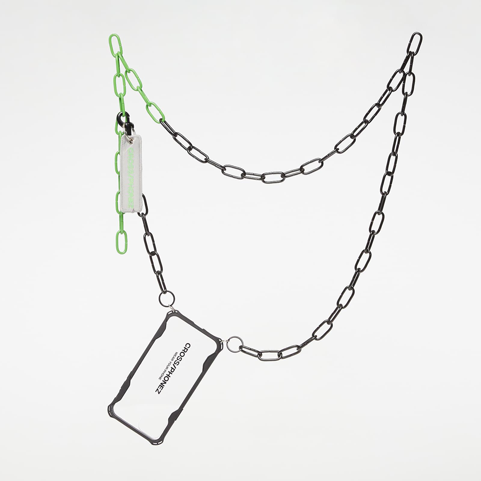 Accessories Cross/Phonez Chain Case Black/ Green