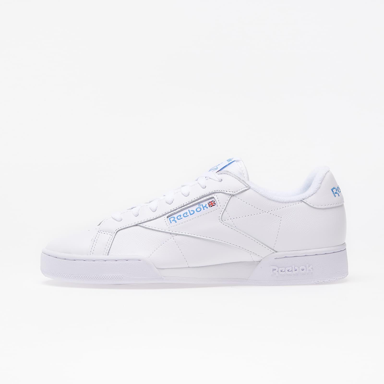Reebok NPC UK II White/ Athletic Blue/ White EUR 45