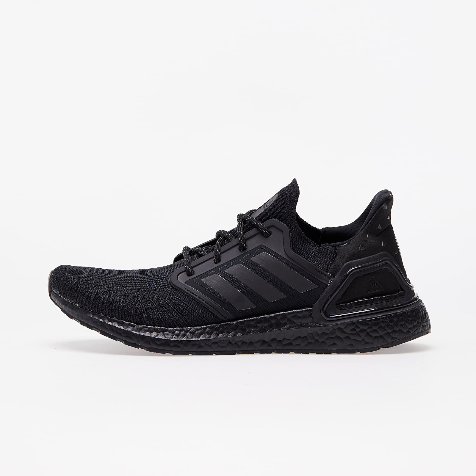 Men's shoes adidas x Pharrell Williams UltraBOOST 20 Core Black/ Core Black/ Core Black