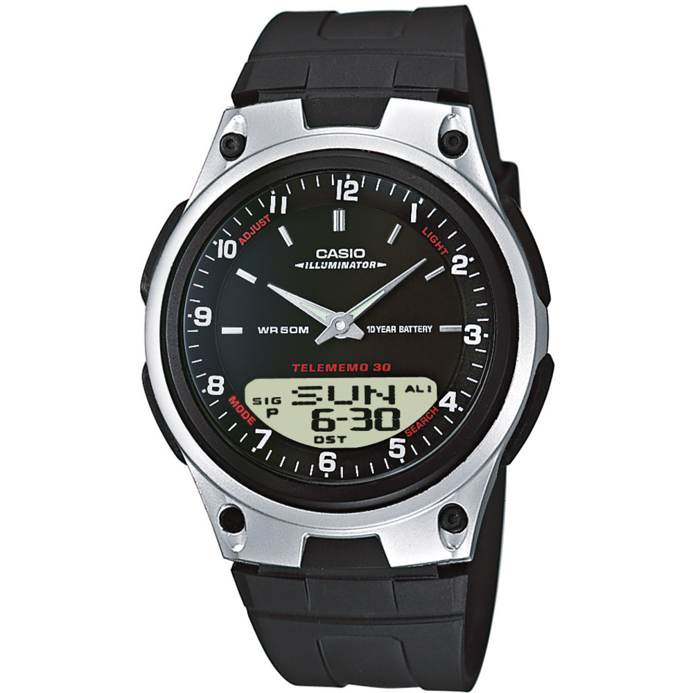 Casio AW-80-1AVES Universal