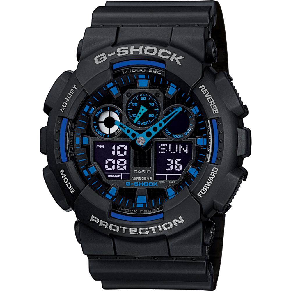 Casio G-Shock GA-100-1A2ER EUR