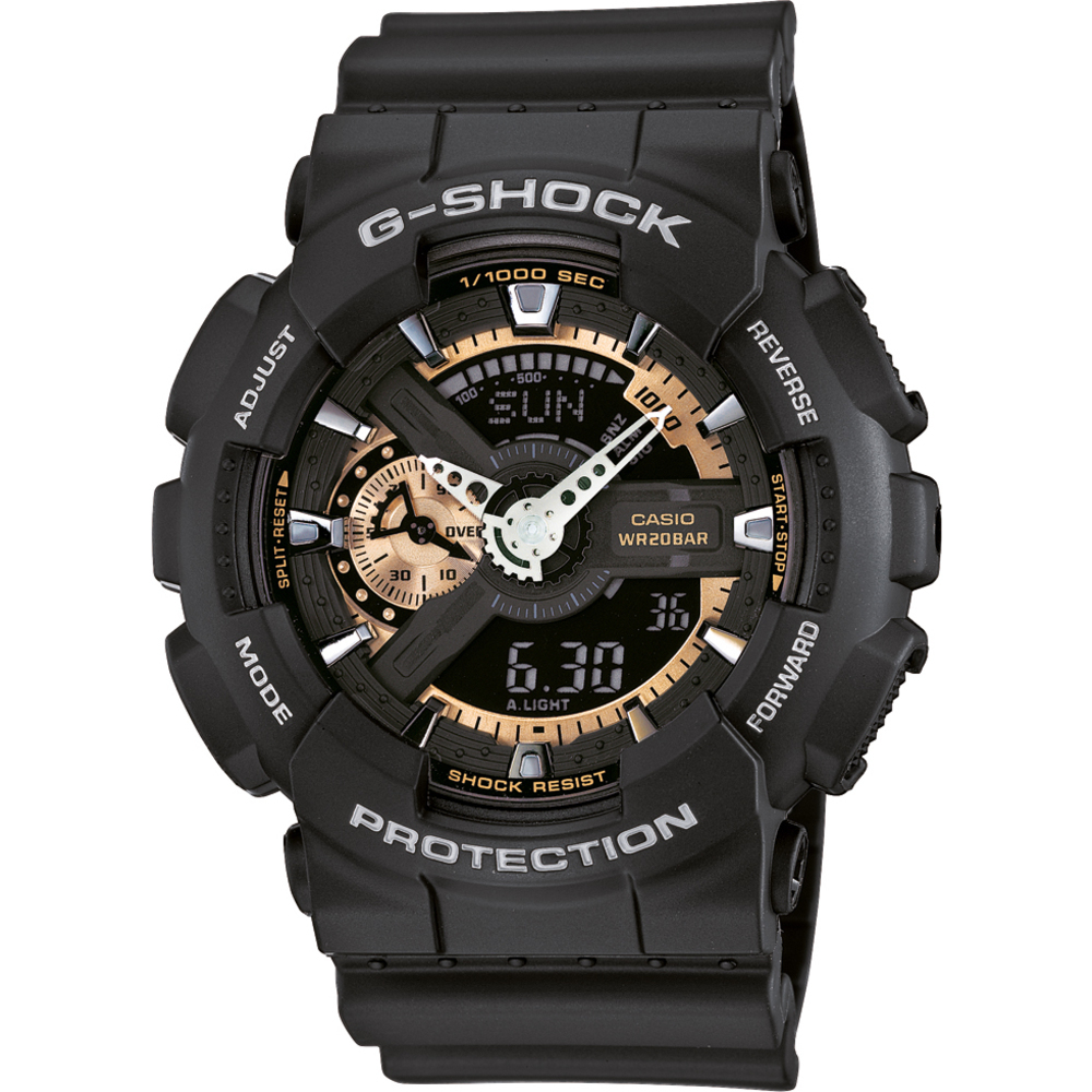 Casio G-Shock GA-110RG-1AER univerzálna