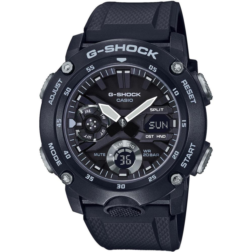 Casio G-Shock GA-2000S-1AER univerzálna
