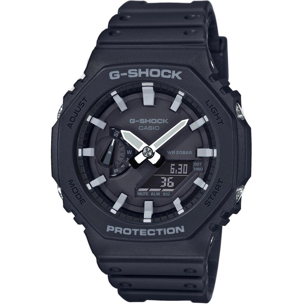 Casio G-Shock GA-2100-1AER univerzálna