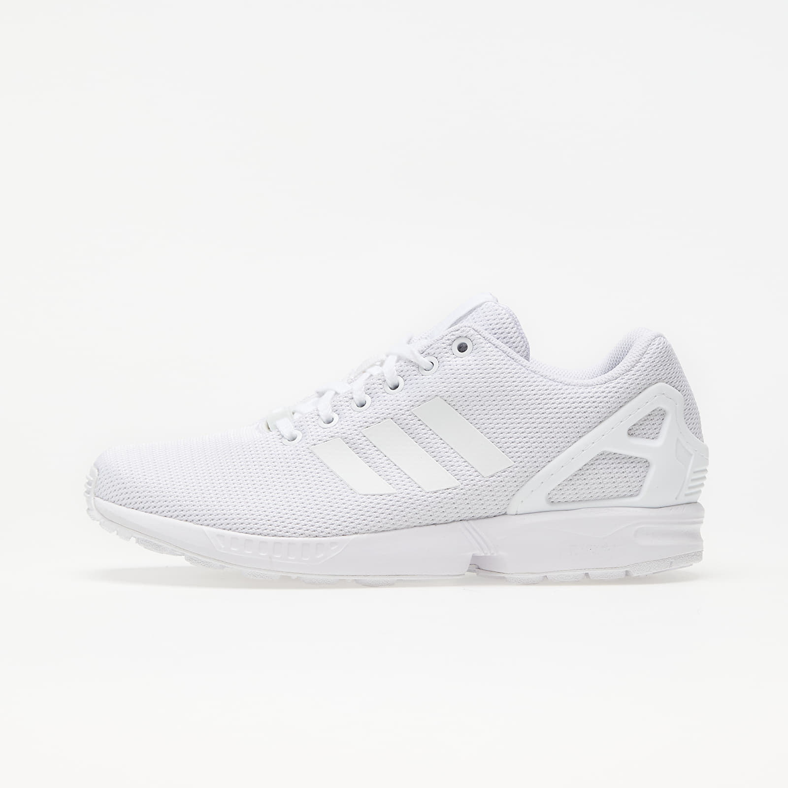 Men's shoes adidas ZX Flux Ftw White/ Ftw White/ Cool Grey