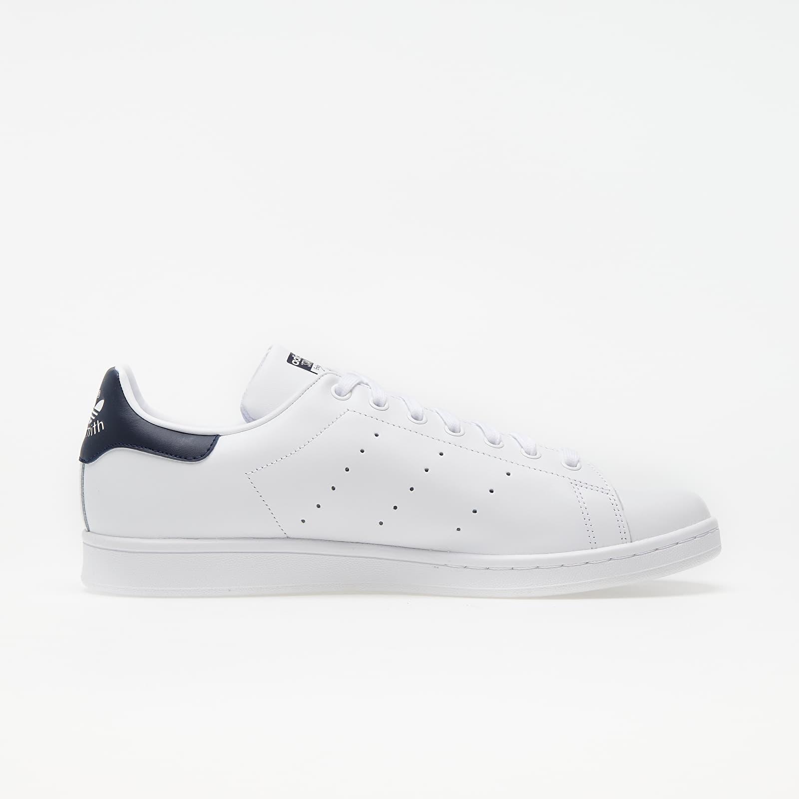 adidas Stan Smith Running White/New Navy | Footshop