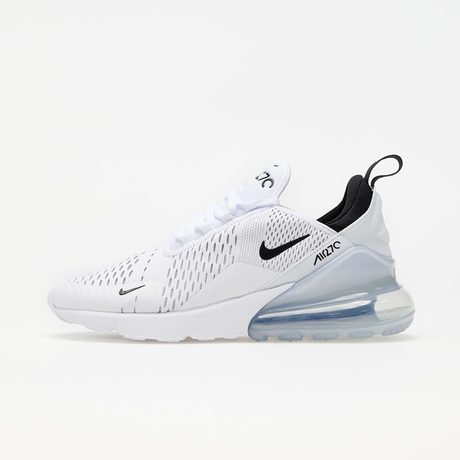 Мъжки кецове и обувки Nike Air Max 270 White/ Black-White